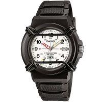 Casio Uhr HDA-600B-7B Armbanduhr Herren Damen Schwarz Weiß Sport Watch NEU & OVP