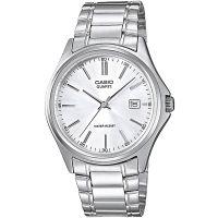 Casio Uhr MTP-1183PA-7A Herren Armbanduhr Edelstahl Silber Datum Watch NEU & OVP