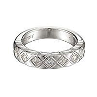 Esprit Ring ESRG91568A180 Damen 925er Sterling Silber Zirkonia NEU & OVP
