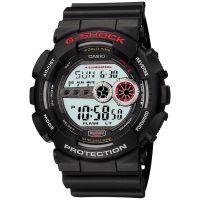 Casio G-Shock Uhr GD-100-1AER Digital Armbanduhr Herren Schwarz Watch NEU & OVP