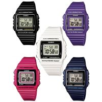 Casio Digitaluhr W-215H- Armbanduhr Digital Herren Damen Unisex Uhr NEU & OVP