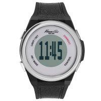 Kenneth Cole Uhr KC10023867 Connect Smartwatch Herren Schwarz Silber NEU & OVP