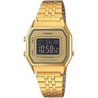 Casio Uhr LA680WEGA-9BER Damen Armbanduhr Digitaluhr Gold Watch NEU & OVP
