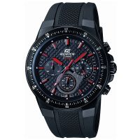 Casio Edifice Herrenuhr EF-552PB-1A4VEF Armbanduhr Schwarz Chronograph NEU & OVP