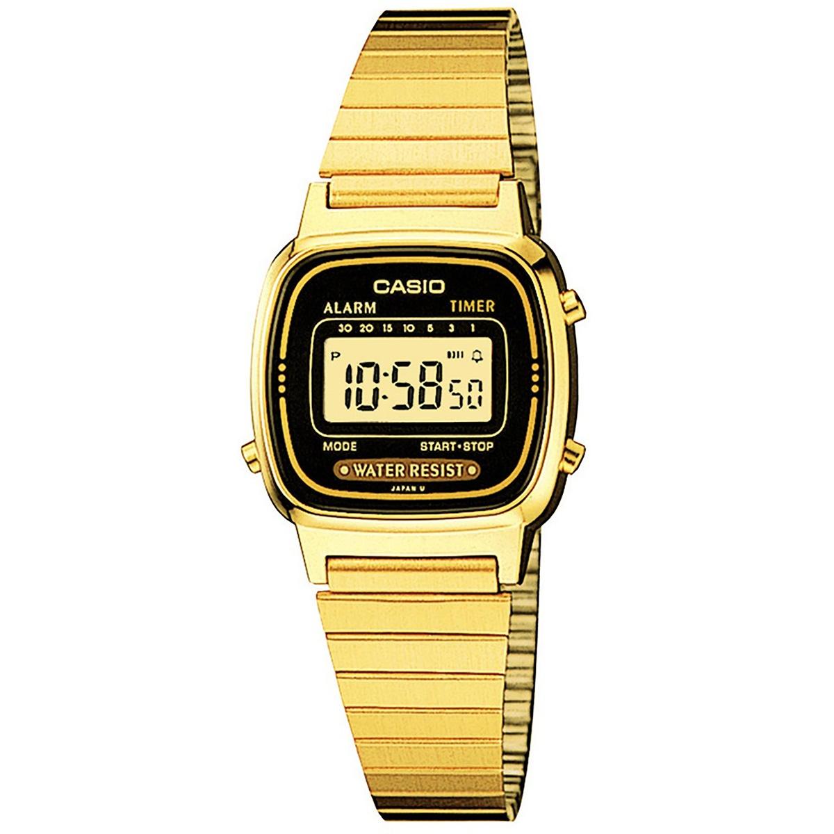Goldene Casio